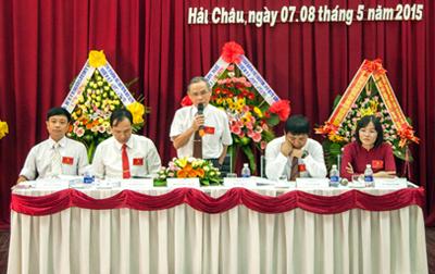 Đại hội Đảng bộ Đại học Duy Tân Lần thứ VII