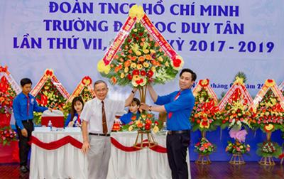 Đại hội Đại biểu Đoàn TNCS Hồ Chí Minh Đại học Duy Tân lần thứ VII, nhiệm kỳ 2017 - 2019