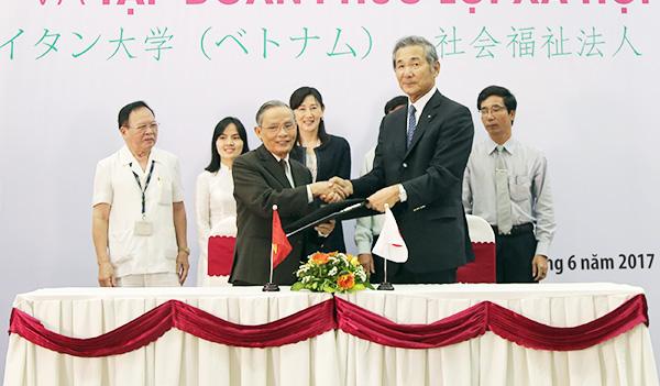 Đại học Duy Tân mở rộng hợp tác trong nước và quốc tế để nâng cao chất lượng đào tạo