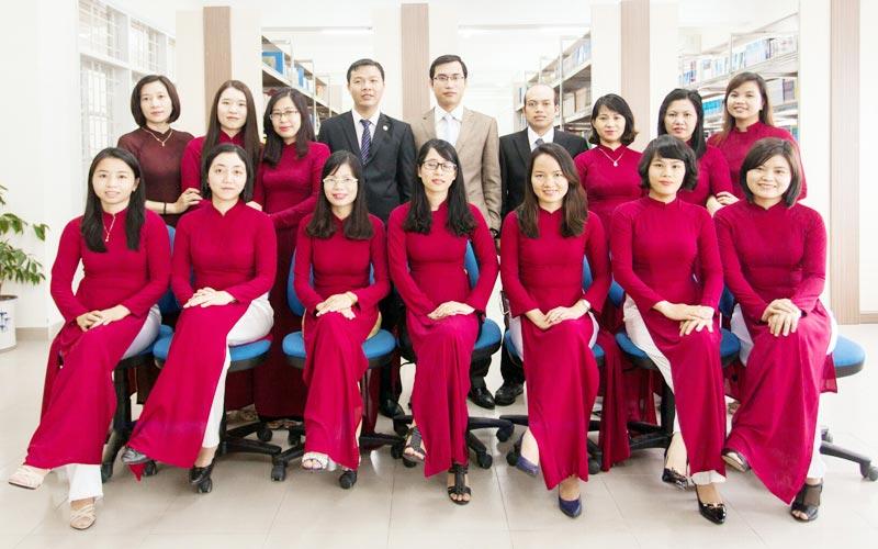 Đội ngũ cán bộ, giảng viên Khoa Kế toán
