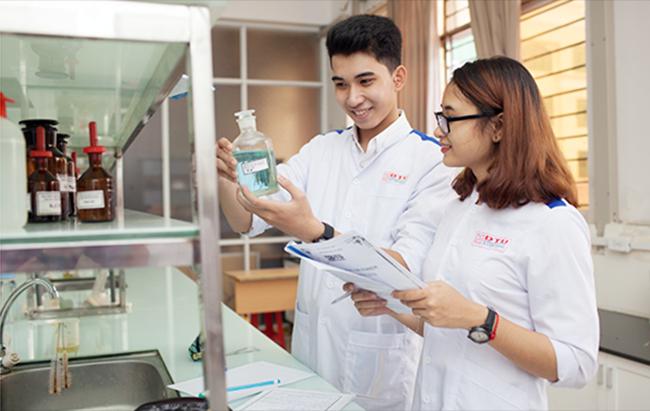 Tuyển sinh Ngành Dược sĩ Đại học 2019