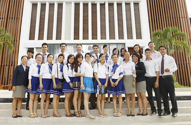 Sinh viên ngành Du Lịch Lữ Hành - Đại học Duy Tân