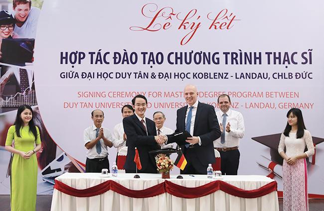Đại học Duy Tân Tuyển sinh Cao học 2018