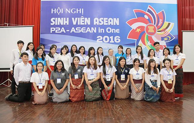 Hội nghị Sinh viên ASEAN năm 2016 tại Đại học Duy Tân