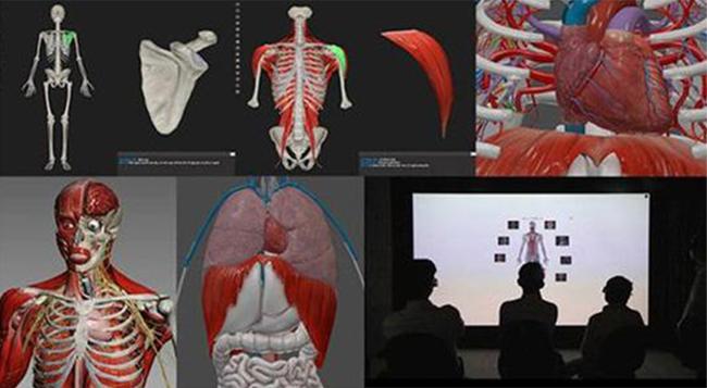 Ứng dụng công nghệ mô phỏng thực tại ảo 3D của Đại học Duy Tân