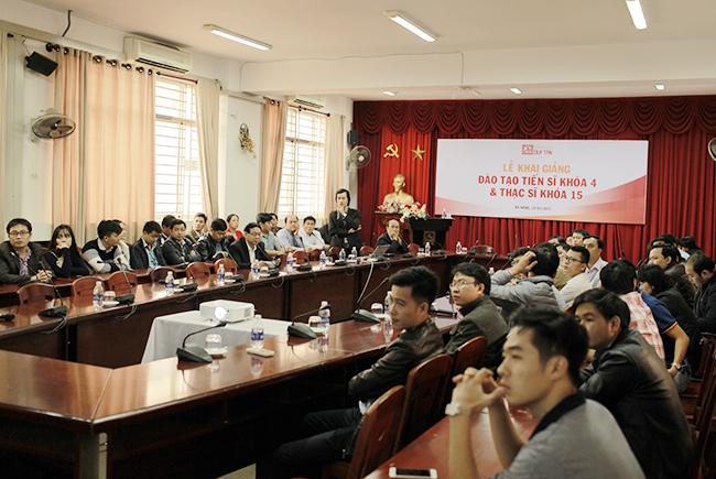 Chương trình Đào tạo Thạc sĩ tại Đại học Duy Tân